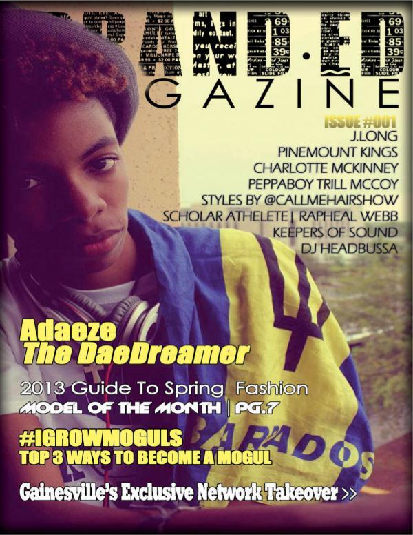 Brand.ed Magazine Issue 1 : #i1Rewire