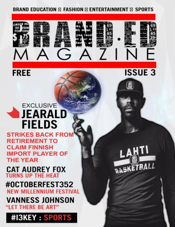Issue 3 : #i3Key