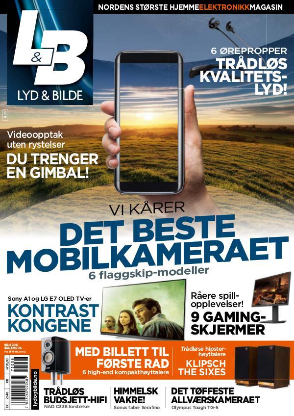 Lyd & Bilde August 2017