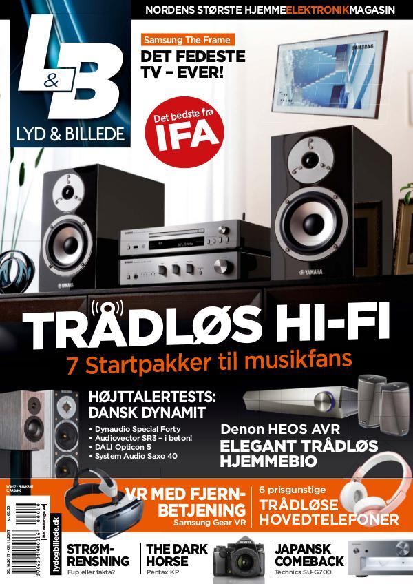 Lyd & Billede October 2017