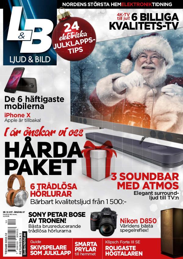 Ljud & Bild December 2017