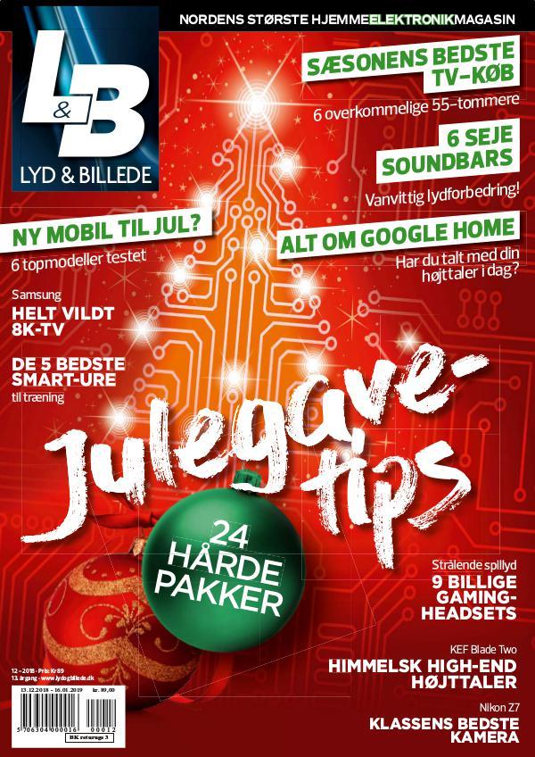 Lyd & Billede December 2018