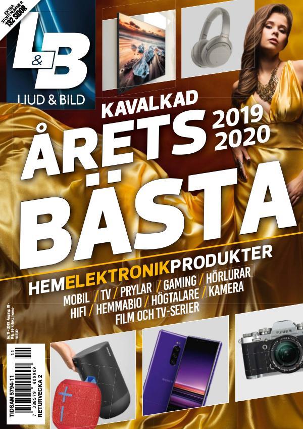 November 2019 - Årets bästa kavalkad