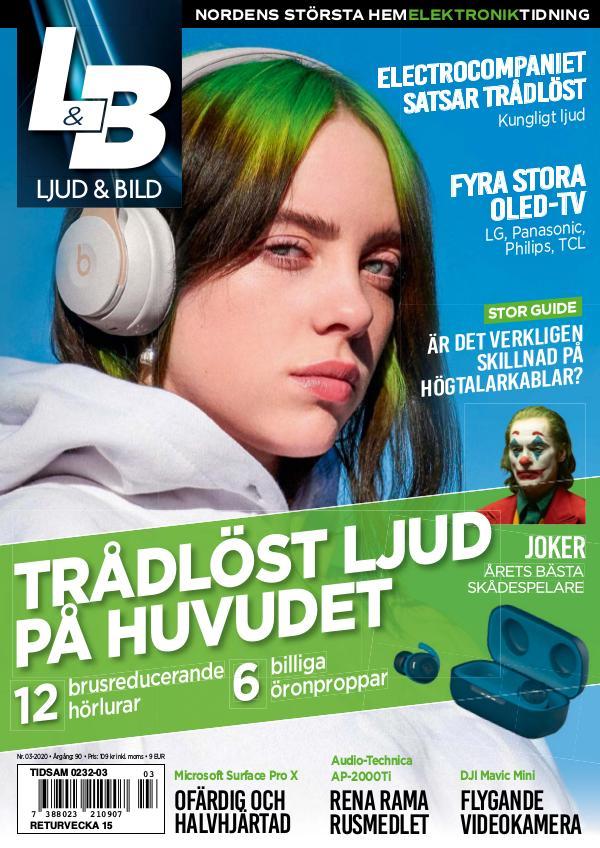 Ljud & Bild March 2020