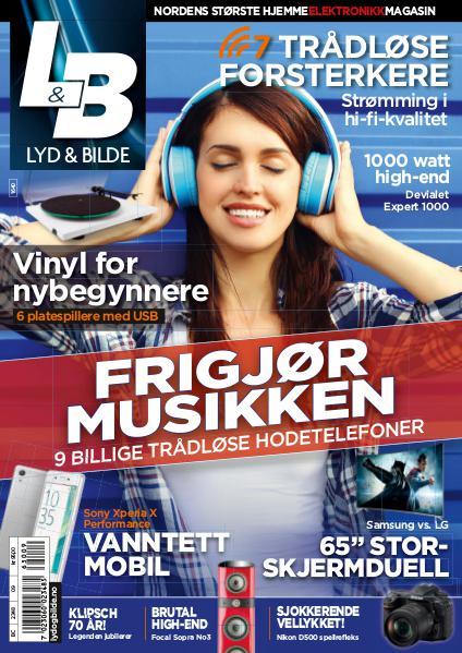 Lyd & Bilde September