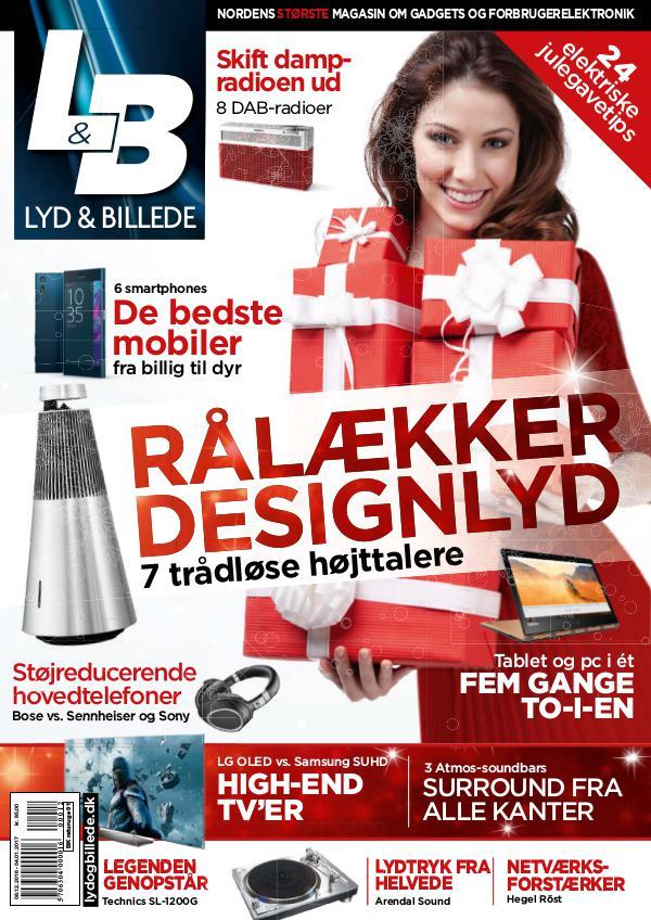 Lyd & Billede December
