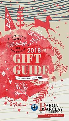 2018 Baron Barclay Gift Guide