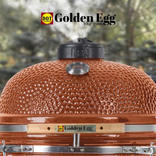 DOT Furniture Golden Egg BBQ Oven 2017