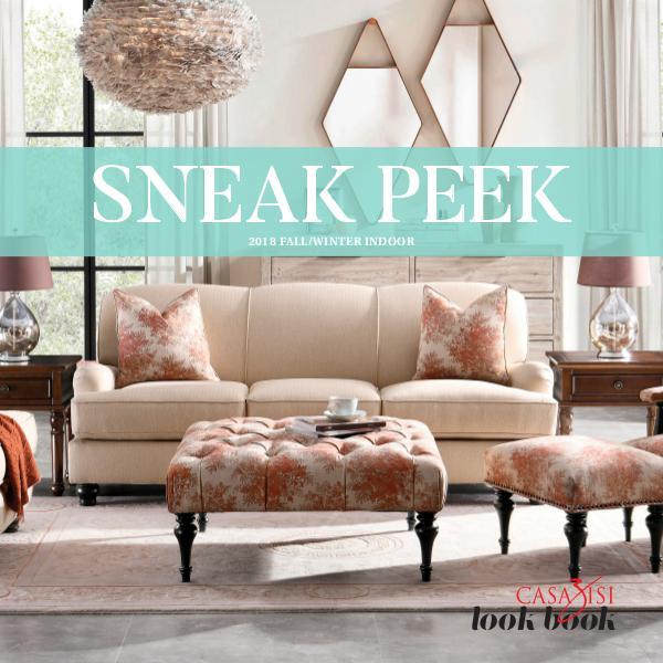 2018 Sneak Peak Flyer Indoor Sneak Peek 2018