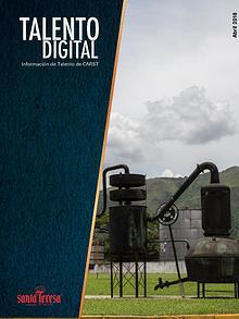 Talento Digital - Abril 2018