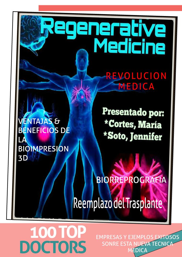 MEDICINA REGENERATIVA 1