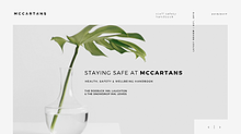 MCCARTANS H&S POLICY