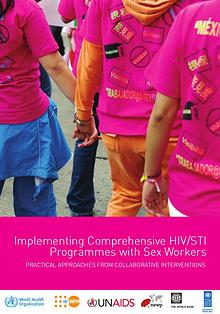 Implementing Comprehensive HIV/STI Programmes with Sex Workers