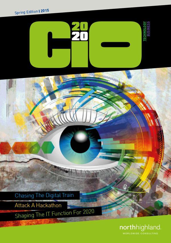 CIO2020 - Spring 2015