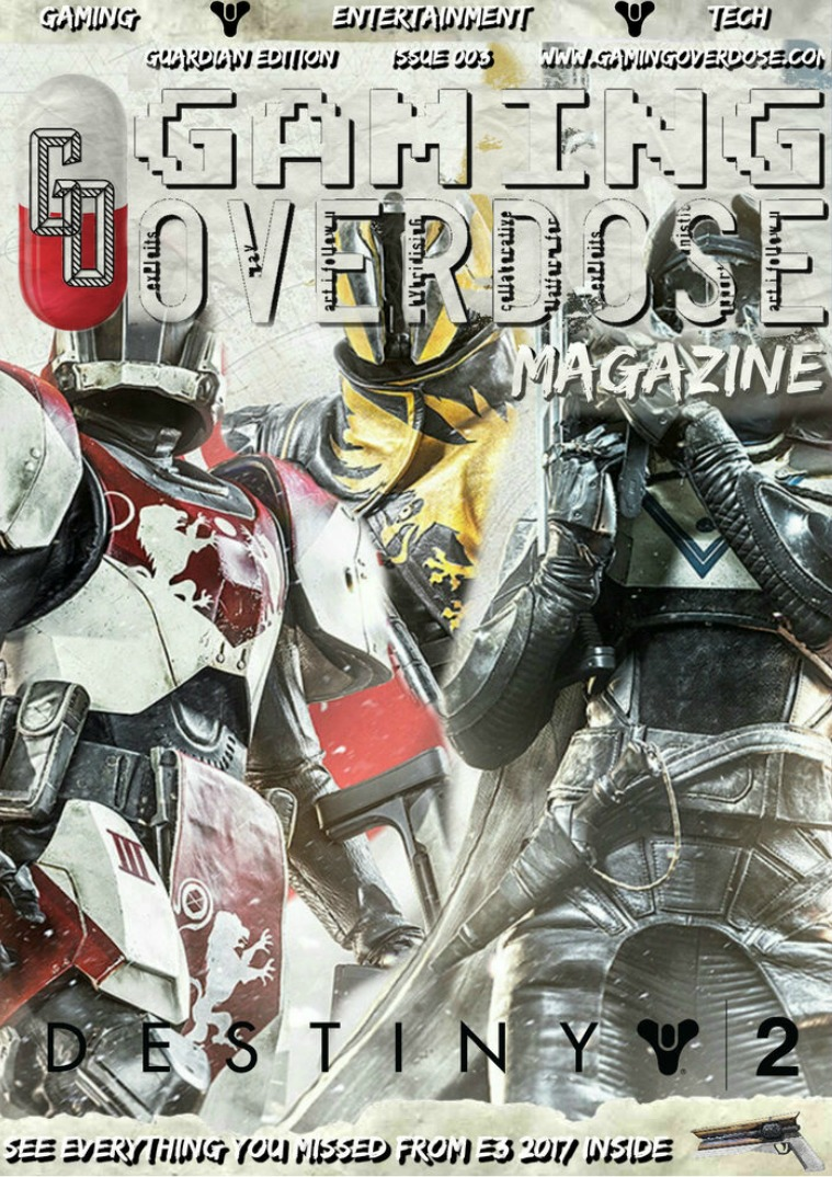 Gaming Overdose Magazine July/August