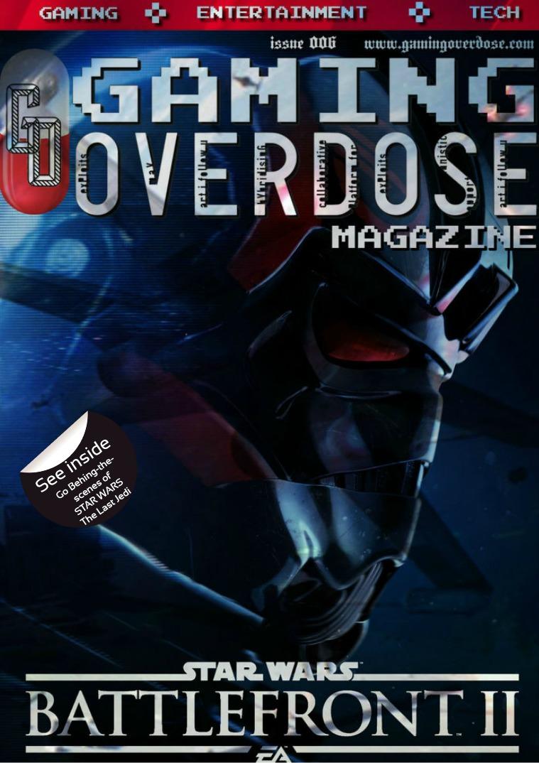 Gaming Overdose Magazine August/September