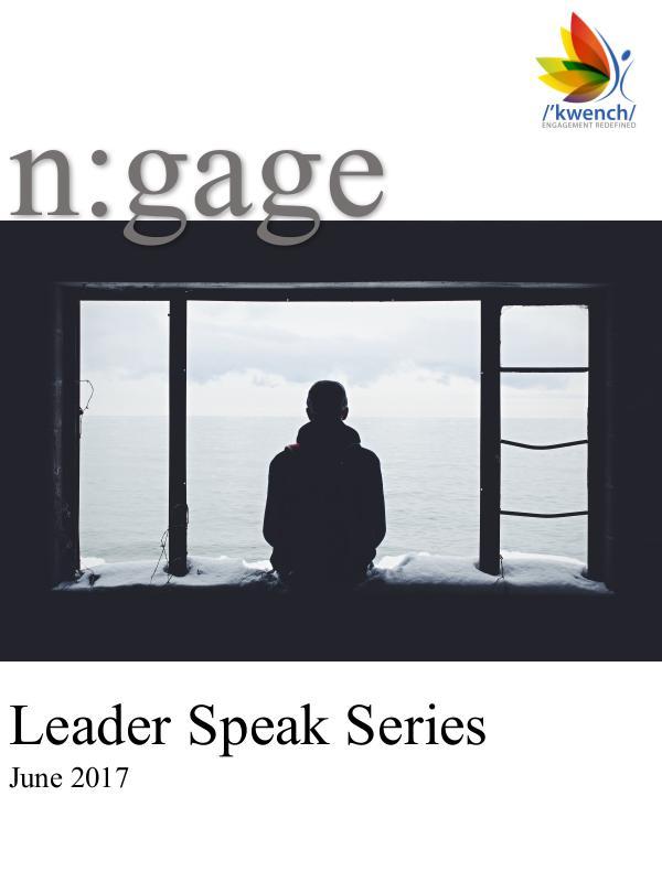 Issue 1: Volume 3 (June 2017)