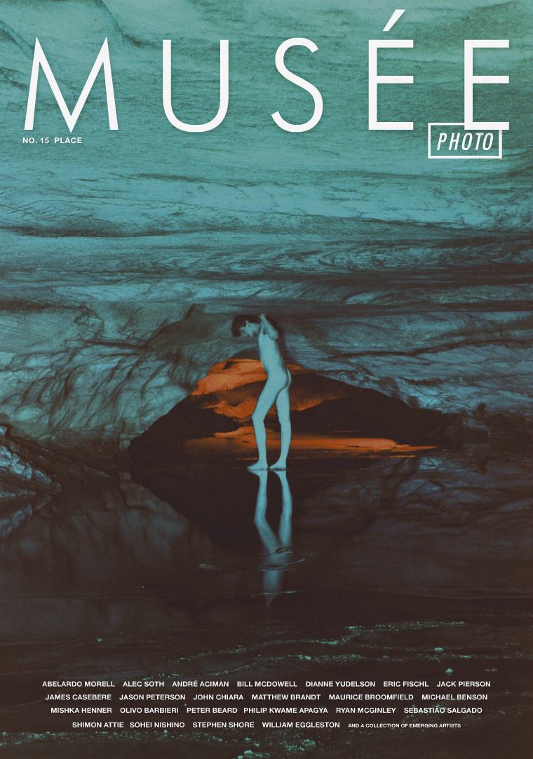 Musée Magazine Issue No. 15 - Place