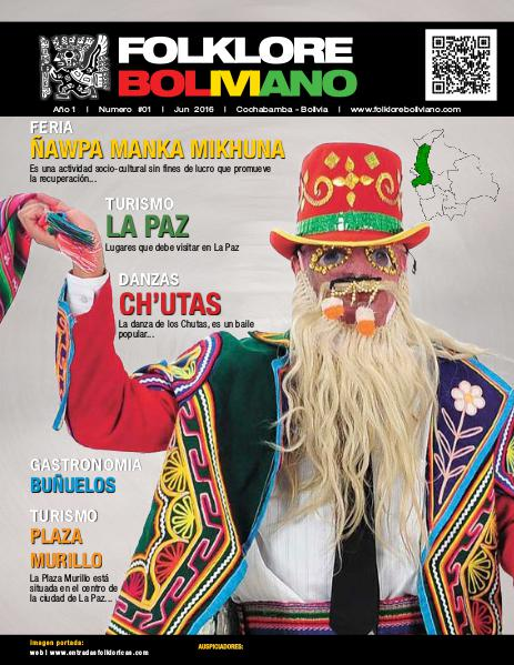 Folclore Boliviano Revista 1 volumen 1