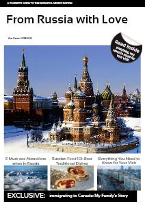Travel Russia June 2013