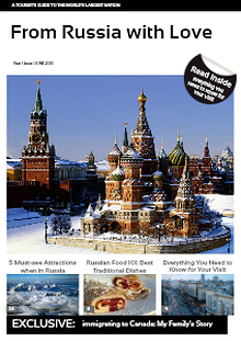 Travel Russia