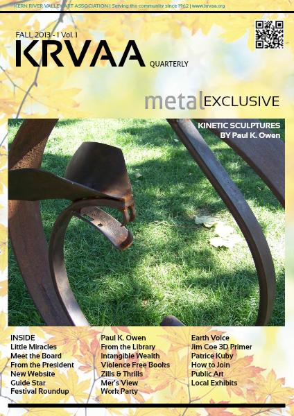 KRVAA Magazine metalEXCLUSIVE