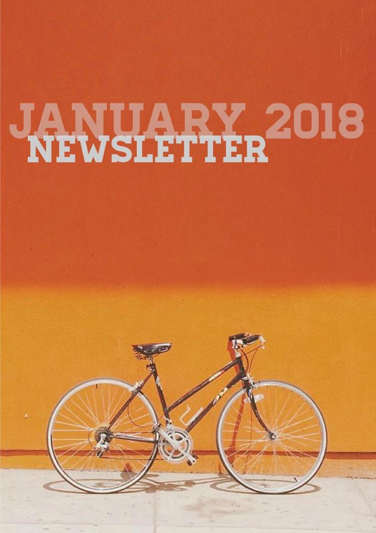 #VCLIFE Newsletter January 2018