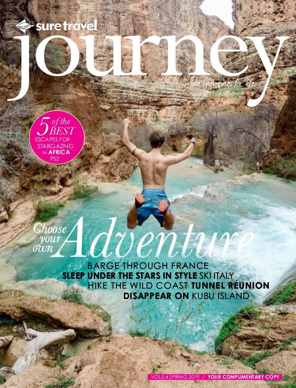 Sure Travel Journey 5.4 Spring 2019