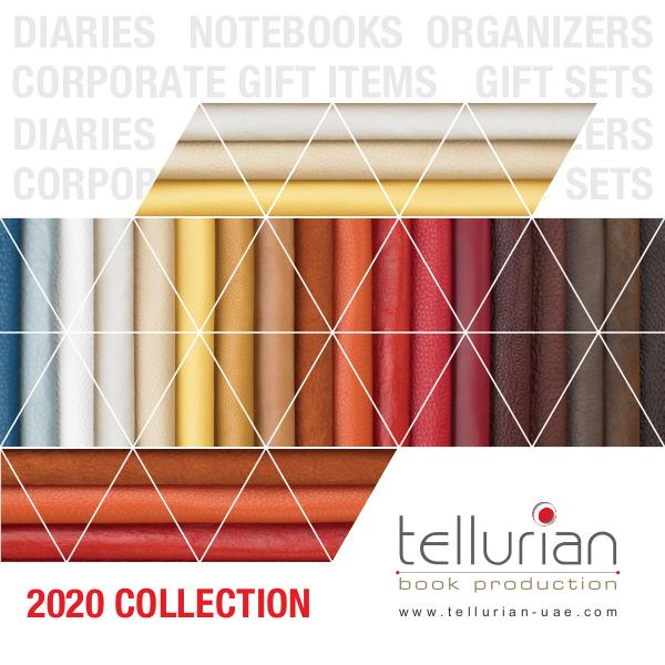 Tellurian | 2020 Diaries, Notebooks and Corporate Gift items Tellurian 2020 Catalogue