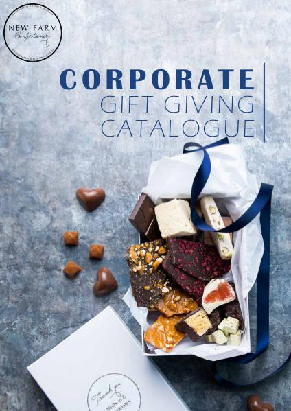Corporate Gift Giving Catalogue Volume 1