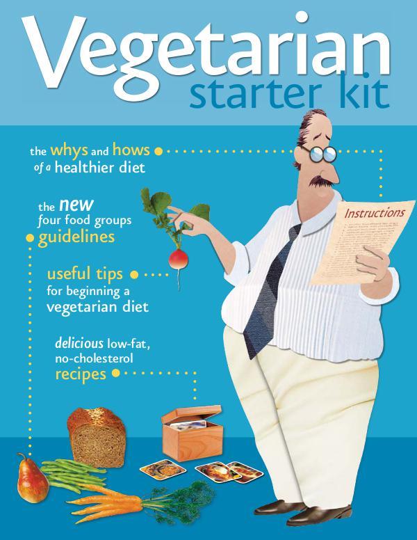 Vegetarian Starter Kit 1