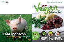 PETA Vegan Starter Kit