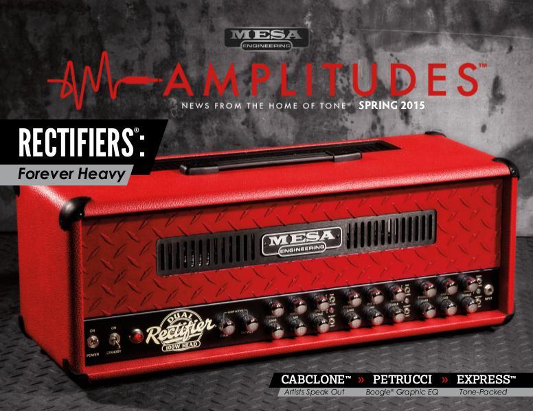 MESA/Boogie® Amplitudes™ ISSUE 2