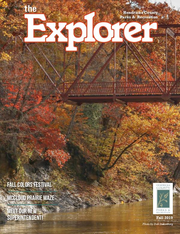 The Explorer Magazine Fall 2019