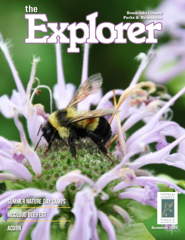 The Explorer Magazine Summer 2020