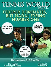 Tennis world english n.44