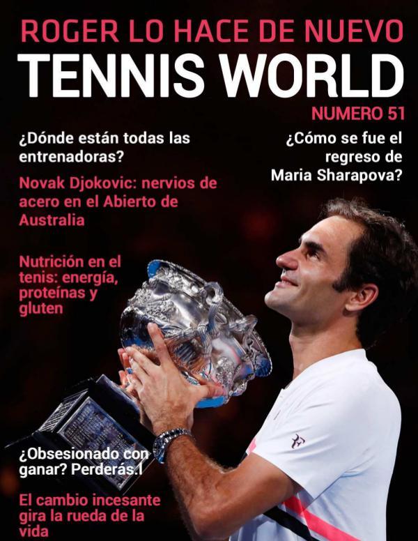 Tennis World ES 51 Tennis World es n. 51