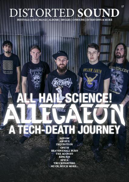 Distorted Sound Magazine 17