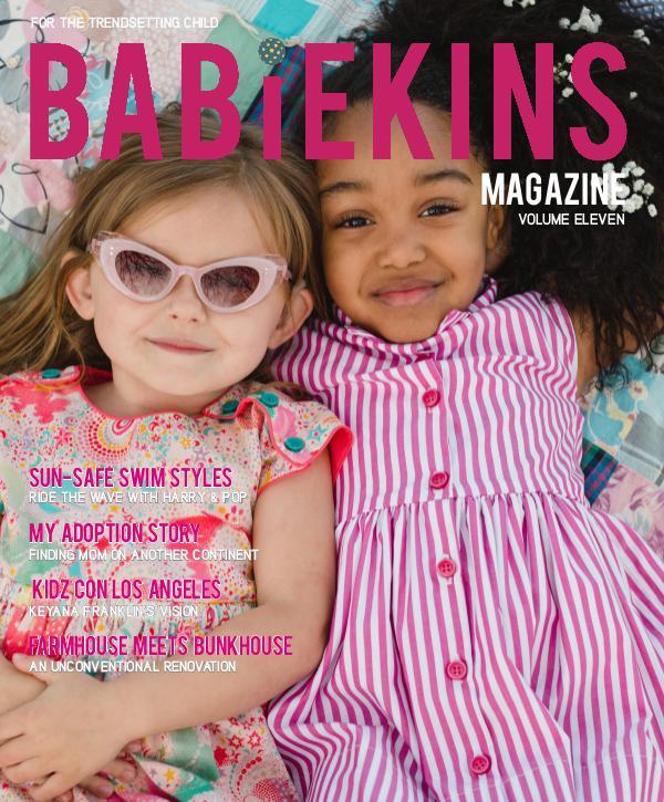 Babiekins Magazine Volume 11 - Cover 2