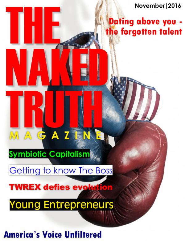 The Naked Truth Magazine - America's Voice Unfiltered November 2016