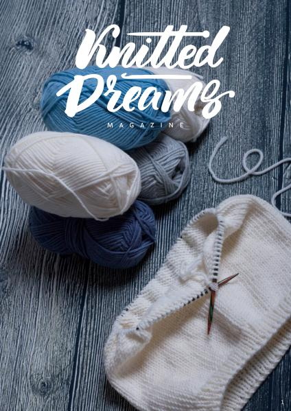 Knitted dreams magazine FREE winter 2015