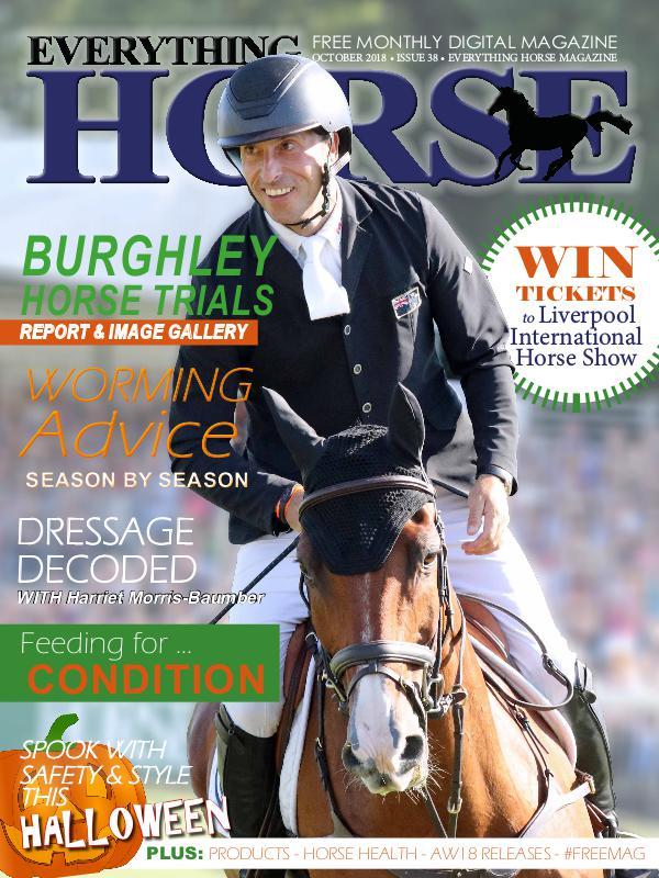 Everything Horse Magazine, October 2018 issue 38