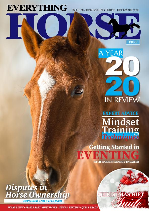 Everything Horse Magazine Issue 38, December 2020