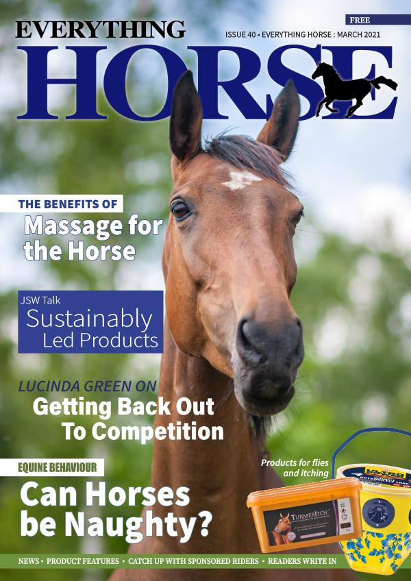 Everything Horse Magazine Issue 40
