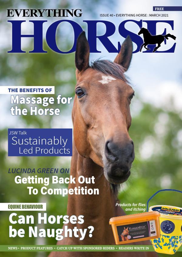 Everything Horse Magazine Issue 40