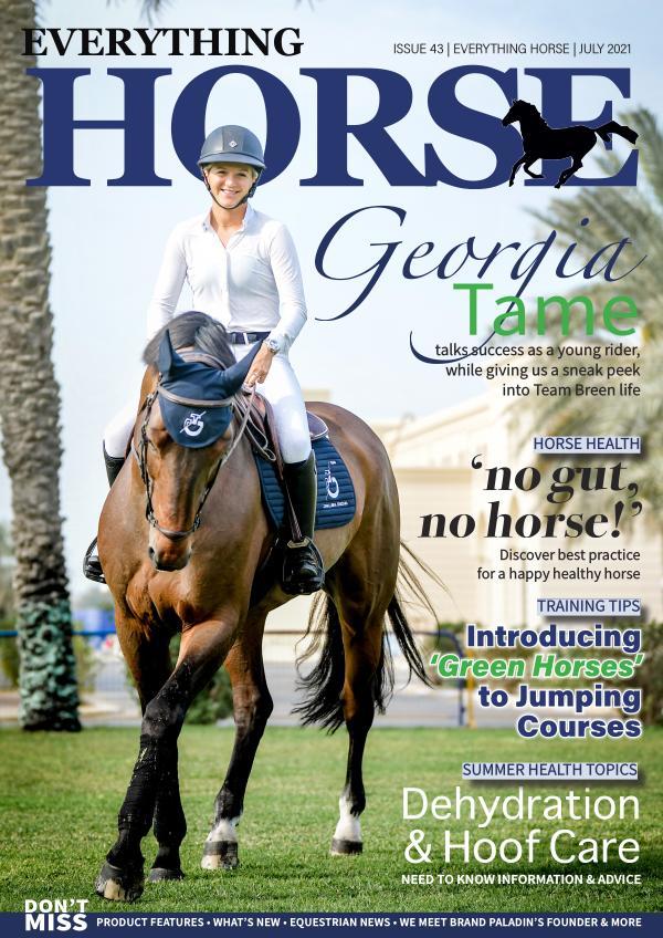 Everything Horse Magazine Issue 43, July 2021
