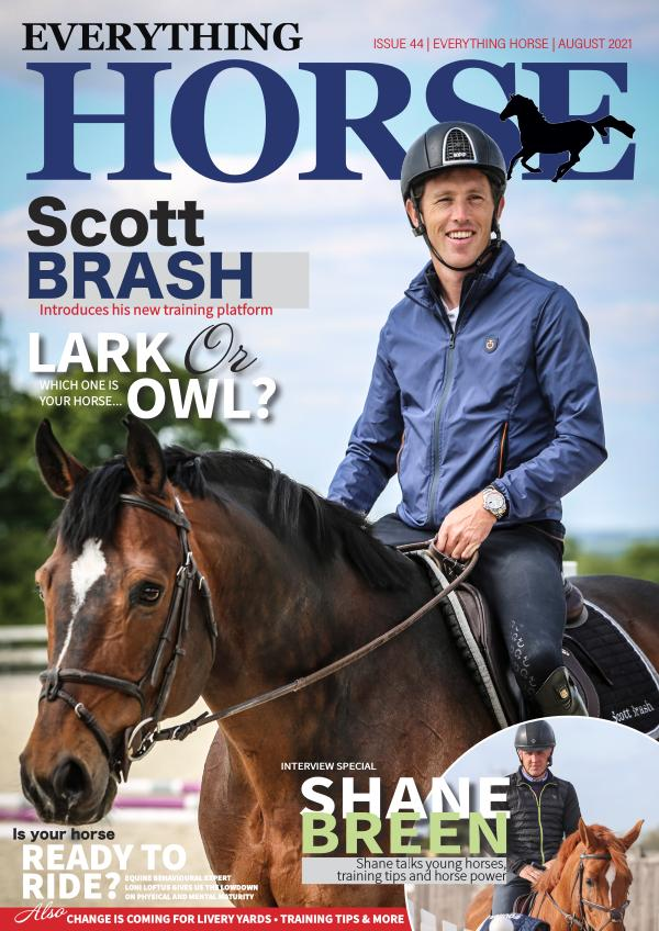 Everything Horse Magazine August 2021 Issue 44