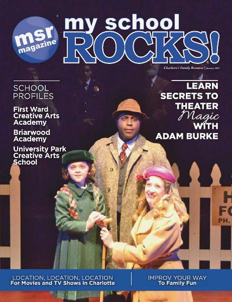 My School Rocks! 2014-01