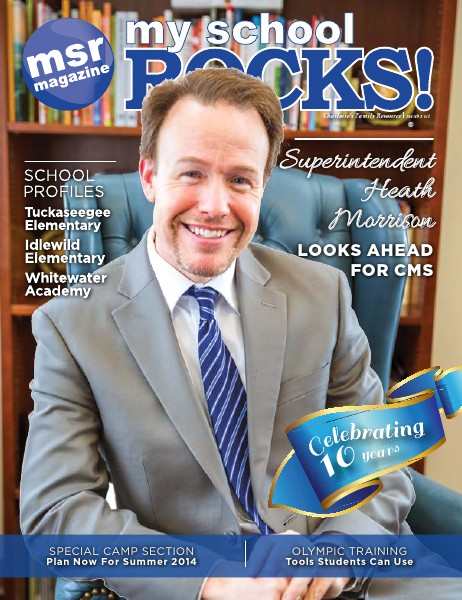 My School Rocks! 2014-03 - Our 10th Anniversary Edition
