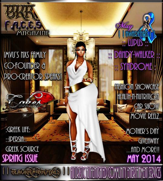 |BKR| F.A.C.E.S. Inc. Magazine May 2014